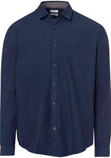 Esprit Langarmhemd mit Kentkragen
