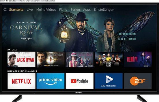 Grundig 55 VLX 7020 LED-Fernseher (139 cm/55 Zoll, 4K Ultra HD, Smart-TV, Fire-TV-Edition)