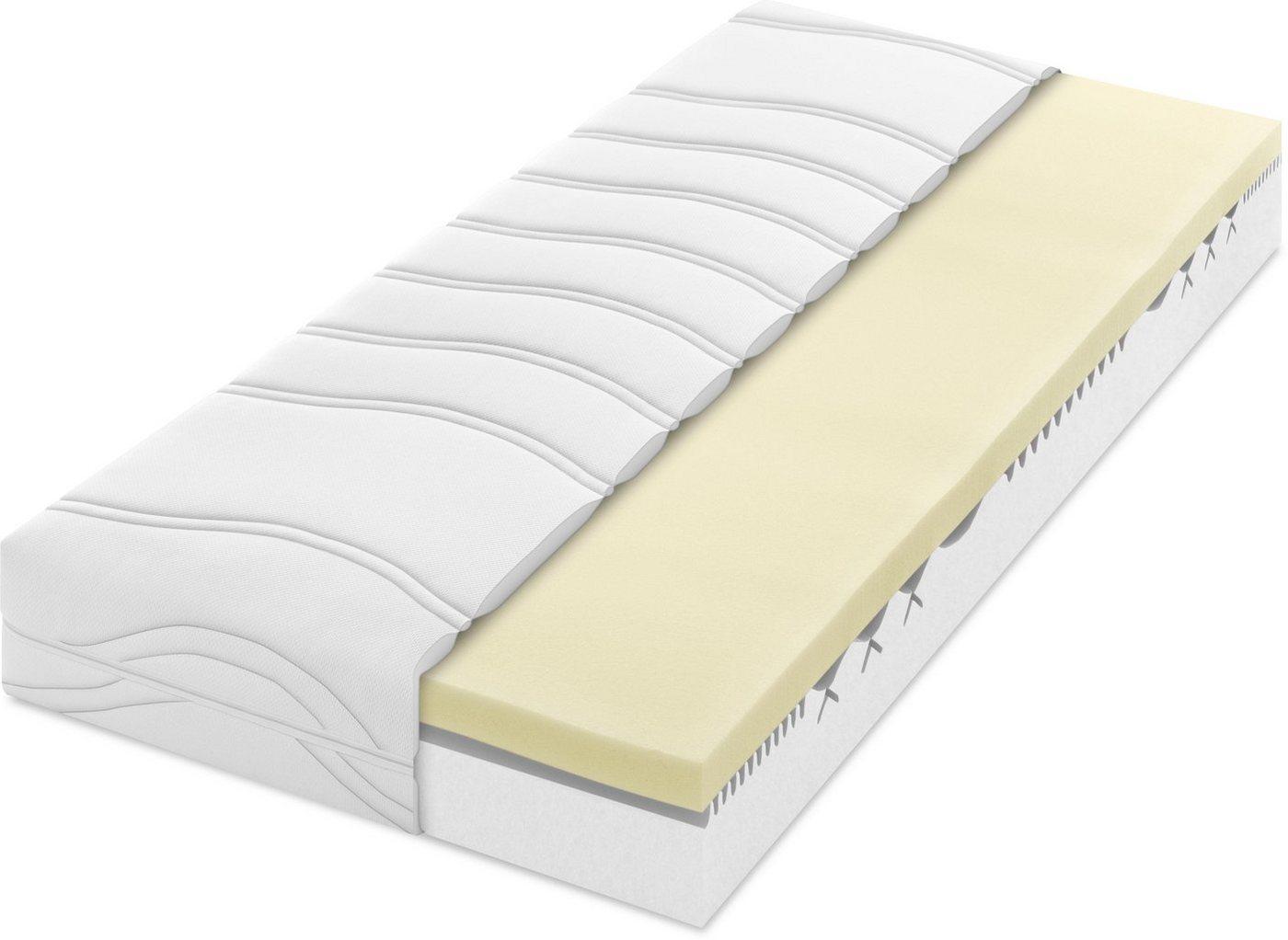 Matratzen - Kaltschaummatratze »Home 3400«, Dunlopillo, 18 cm hoch, Raumgewicht 40, 0 Federn  - Onlineshop OTTO