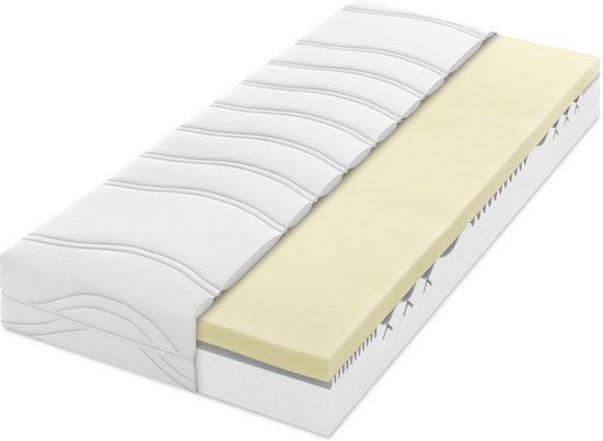 Kaltschaummatratze »Home 3400«, Dunlopillo, 18 cm hoch, Raumgewicht: 40, 0 Federn