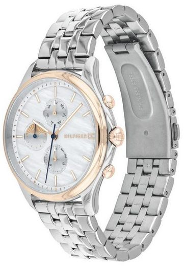 TOMMY HILFIGER Multifunktionsuhr »Casual, 1782122«