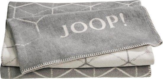 Wohndecke »Vision«, Joop!, mit dekorativem JOOP! Logo