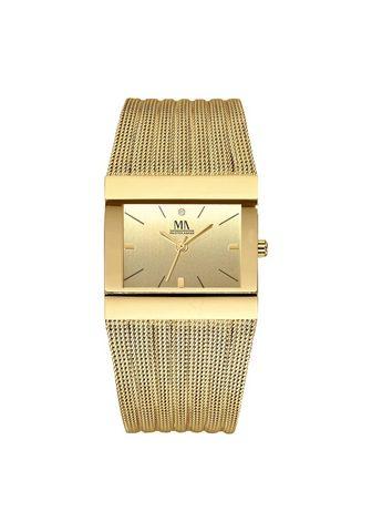 MEISTER ANKER Часы »Edelstahl goldfarben«...
