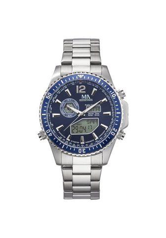 Часы-хронограф »Edelstahl polier...