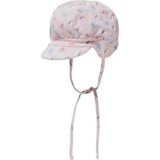 Sterntaler® Baby Schirmmütze zum Binden für Mädchen