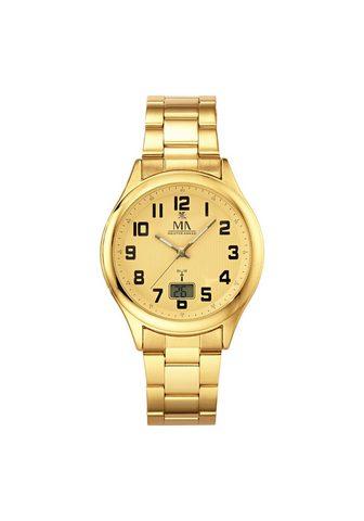 MEISTER ANKER Часы »Metall vergoldet«