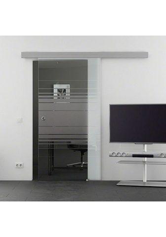 GLASTÜRKONTOR HAMBURG Stiklinės stumdomos durys »Eco Horizon...