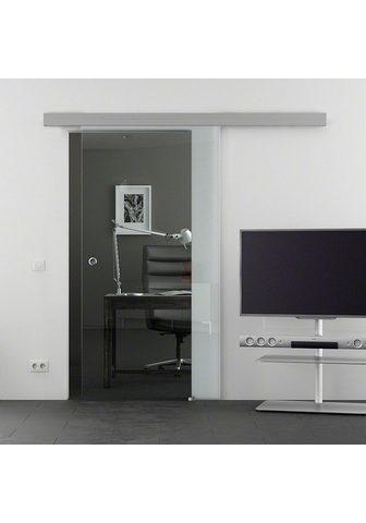GLASTÜRKONTOR HAMBURG Stiklinės stumdomos durys »Eco Klargla...