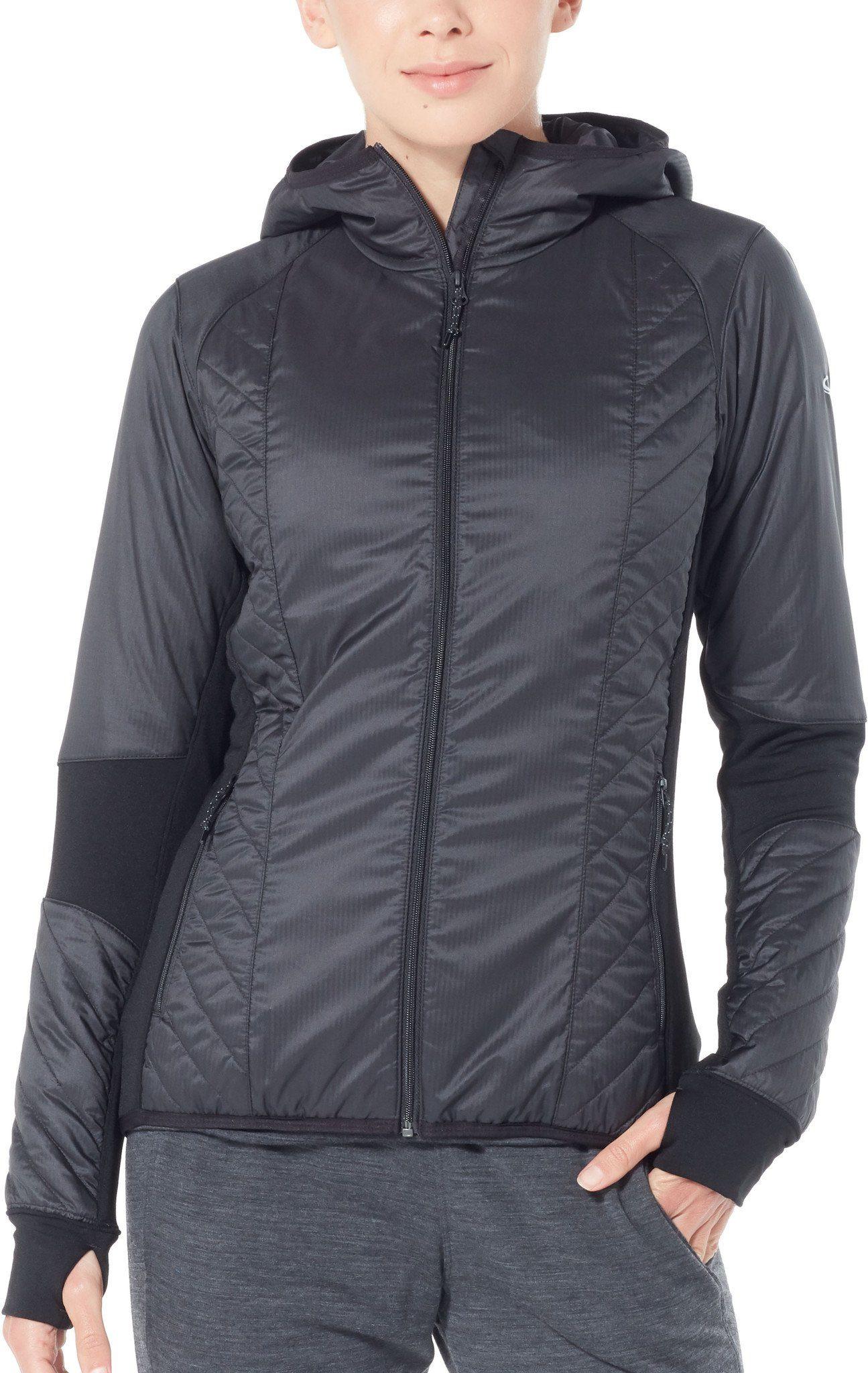Icebreaker Outdoorjacke »Helix LS Zip Hood Jacket Women«, Modelljahr 2019 online kaufen   OTTO