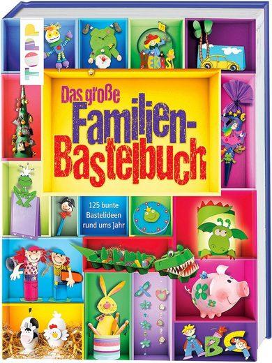 "Topp Buch ""Das große Familien-Bastelbuch"""