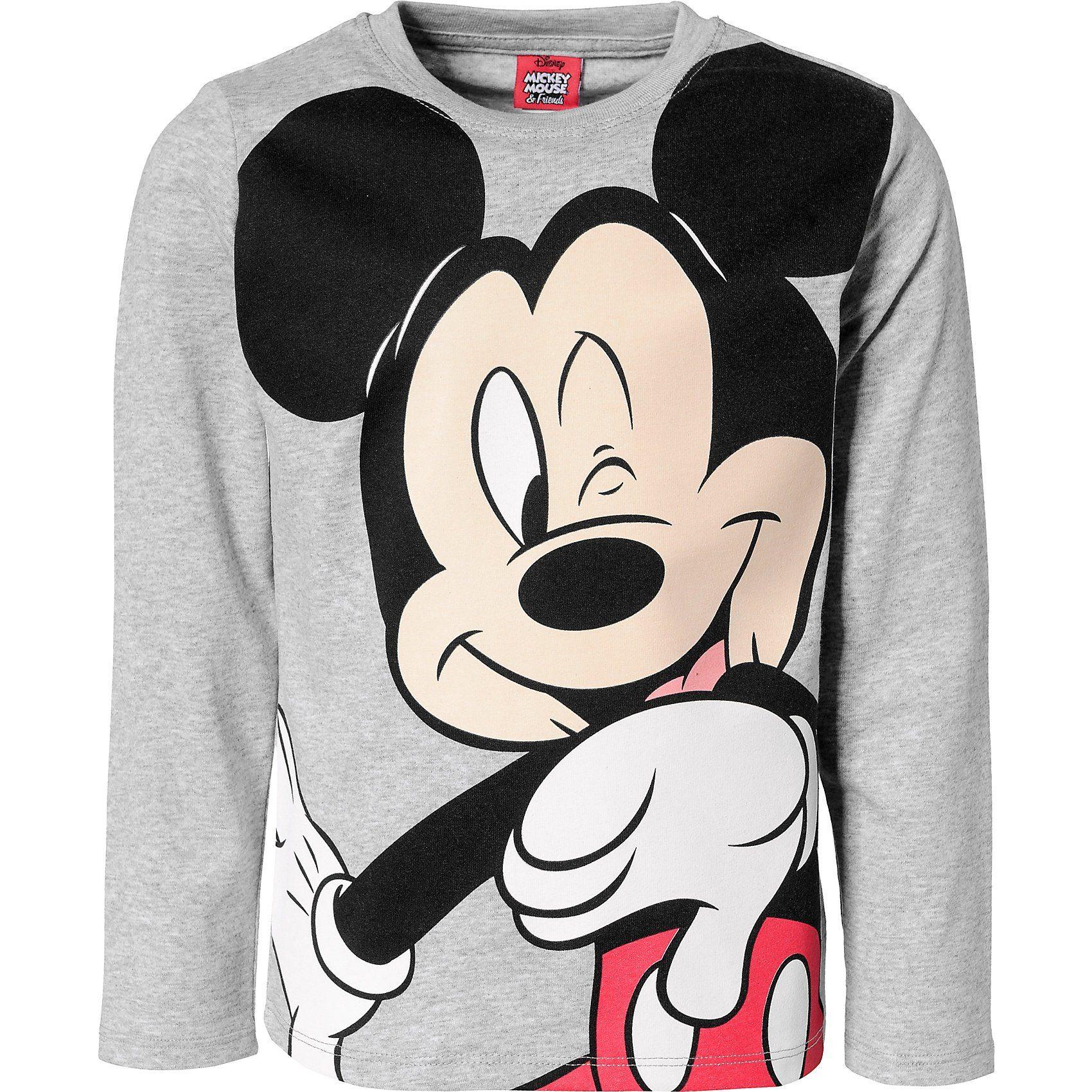 Disney Mickey Mouse & friends Langarmshirt für Jungen online kaufen | OTTO