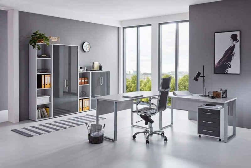 BMG Büro-Set »Tabor Office 4«, (Set, 8-St)