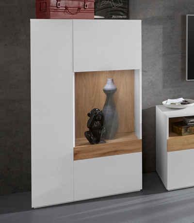 Vitrinen online kaufen » Hochglanz & Holzoptik | OTTO