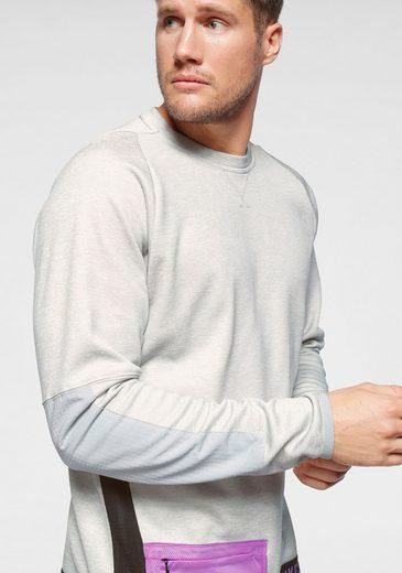 Nike Sweatshirt Kleine Reißverschlusstasche