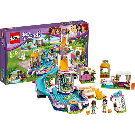 LEGO® 41313 Friends: Heartlake Freibad