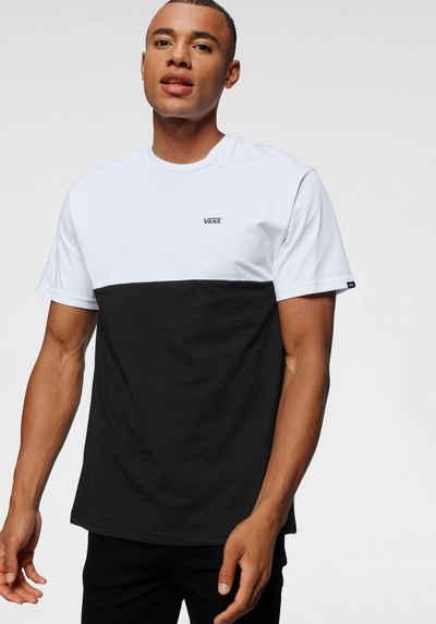 Vans T-Shirt »COLOR BLOCK«