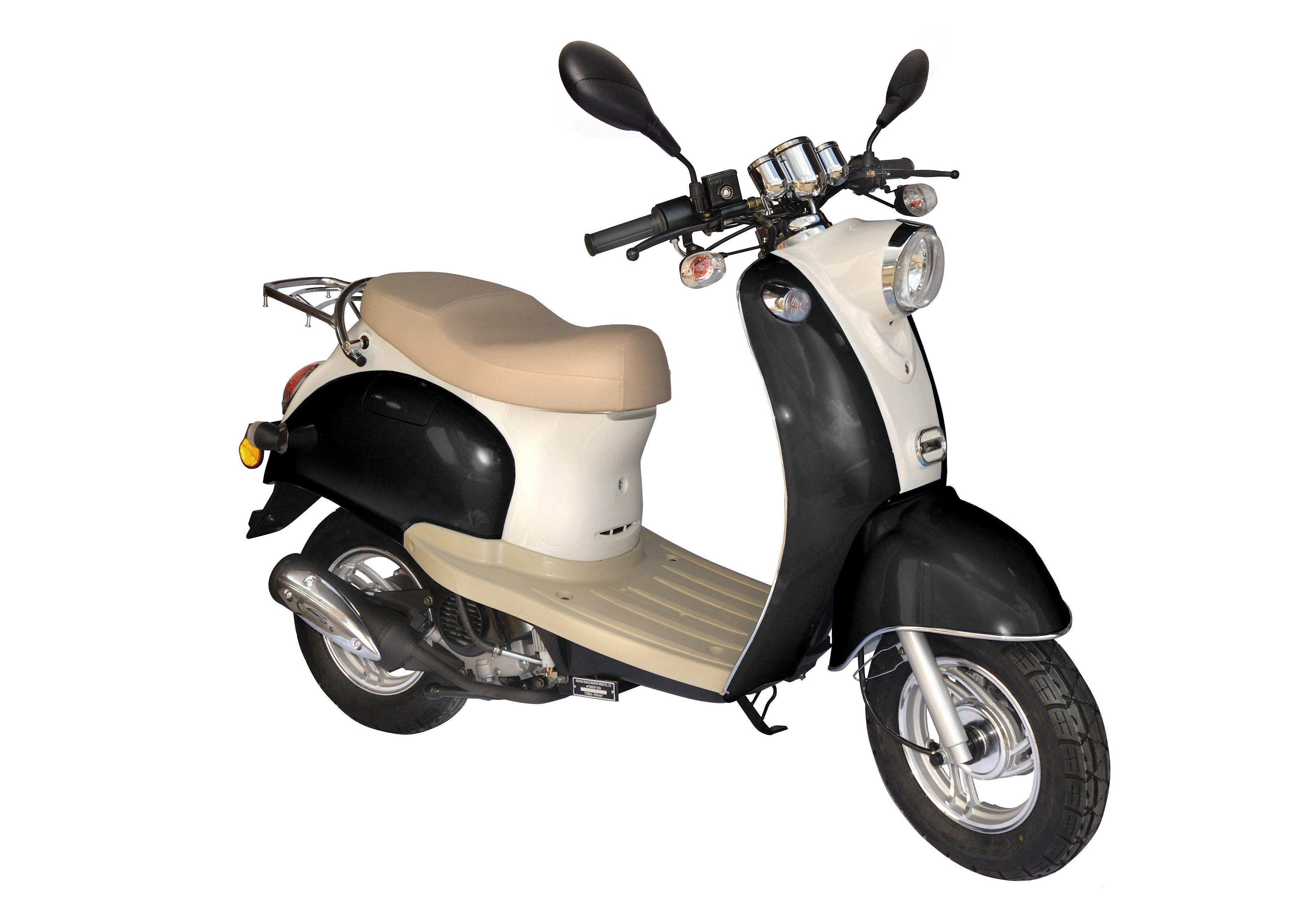 Retro-Motorroller, Nova Motors, »Venezia II-Mokick«, 50 ccm 45 km/h