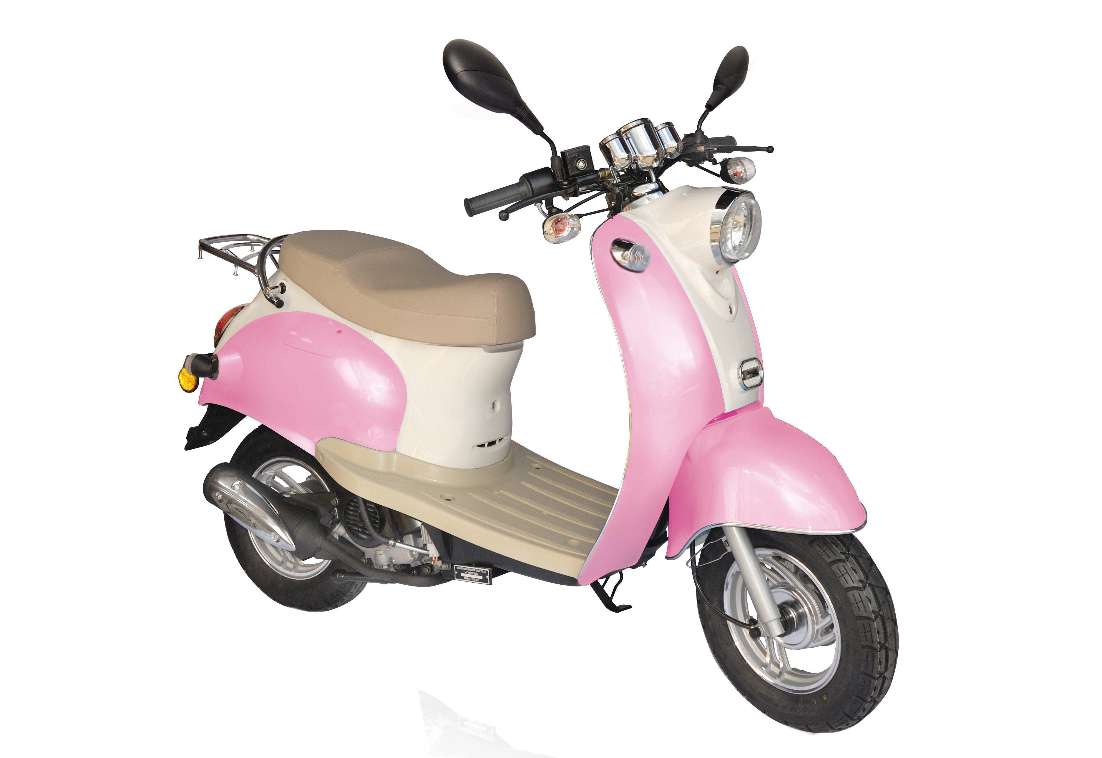 Retro-Motorroller, Nova Motors, »Venezia II-Mokick«, 49-ccm, 45 km/h