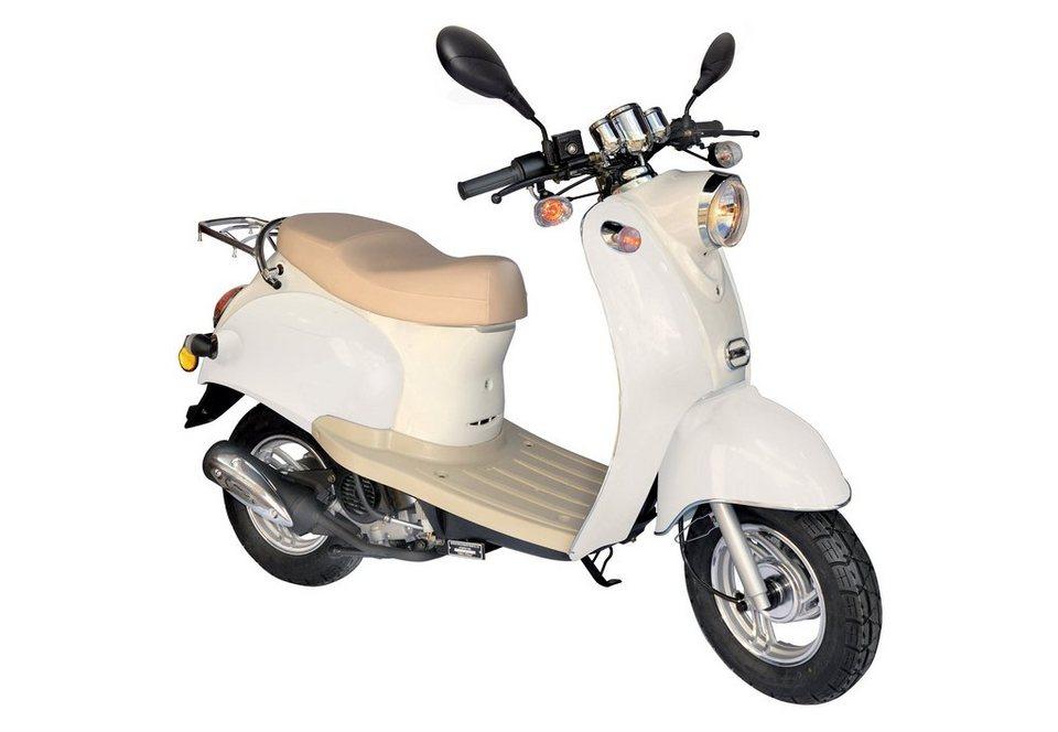 retro motorroller nova motors venezia ii mokick 49 ccm 45 km h online kaufen otto. Black Bedroom Furniture Sets. Home Design Ideas