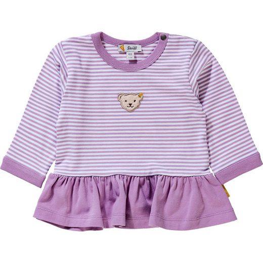 Steiff Baby Langarmshirt für Mädchen