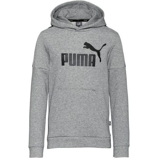 PUMA Kapuzenpullover »Amplified«