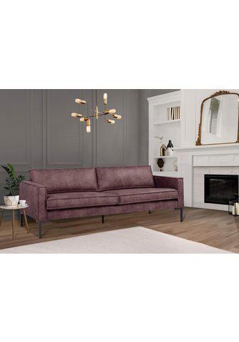 LEONIQUE Trivietė sofa »Drace«