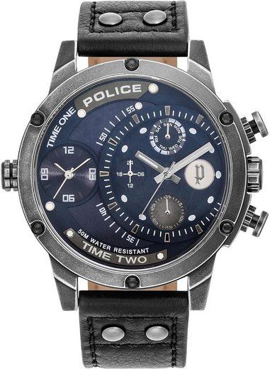 Police Multifunktionsuhr »ADDER, PL15982JSQ.03«