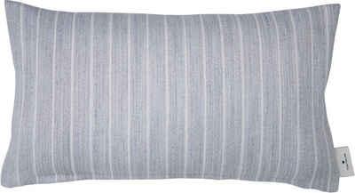 Kissenhülle »Soft Block Stripes«, TOM TAILOR (1 Stück), mit Streifen
