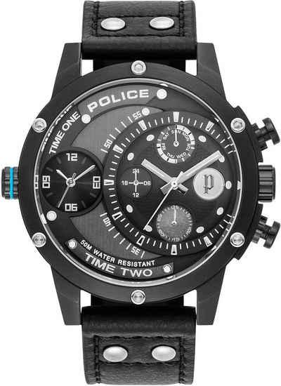 Police Multifunktionsuhr »SCYTHE, PL15983JSB.61«