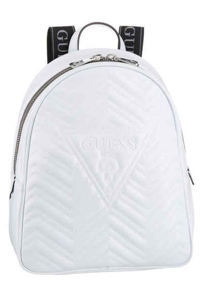 Guess Cityrucksack »ZANA«, mit Schulterriemen aus Textil