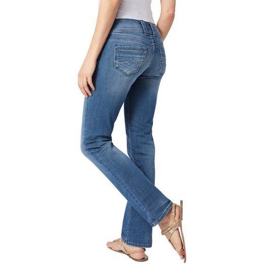 Pepe Jeans Straight-Jeans »GEN« hochelastisch durch POWERFLEX-Technologie