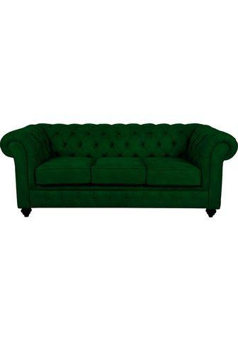 HOME AFFAIRE Trivietė sofa »Duc«