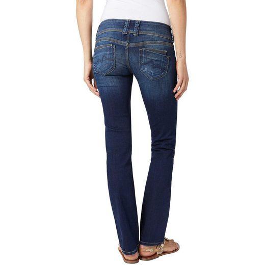 Pepe Jeans Straight-Jeans »VENUS« hochelastisch durch POWERFLEX-Technologie