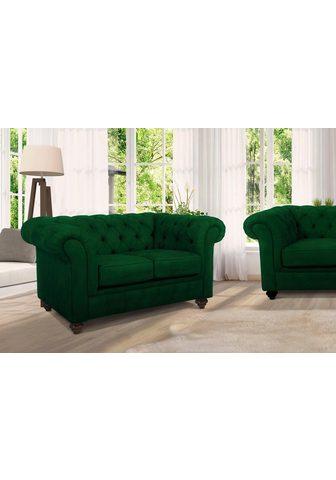 HOME AFFAIRE Dvivietė sofa »Duc«