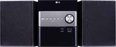 LG »CM1560DAB« Microanlage (Digitalradio (DAB), 10 W)
