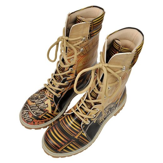 DOGO »Give me Fire« Stiefel Vegan
