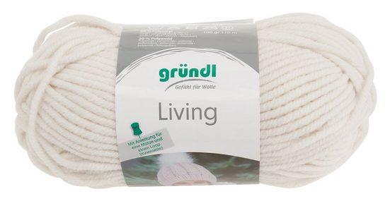 """Gründl Gründl Wolle """"Living"""" 100 g"""