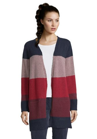BETTY BARCLAY Megztas paltas »mit Color Blocking«