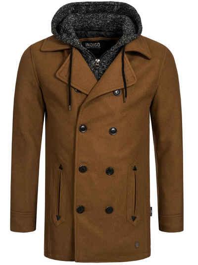 auf großhandel größte Auswahl von 2019 neueste kaufen Herren Mantel in braun online kaufen | OTTO