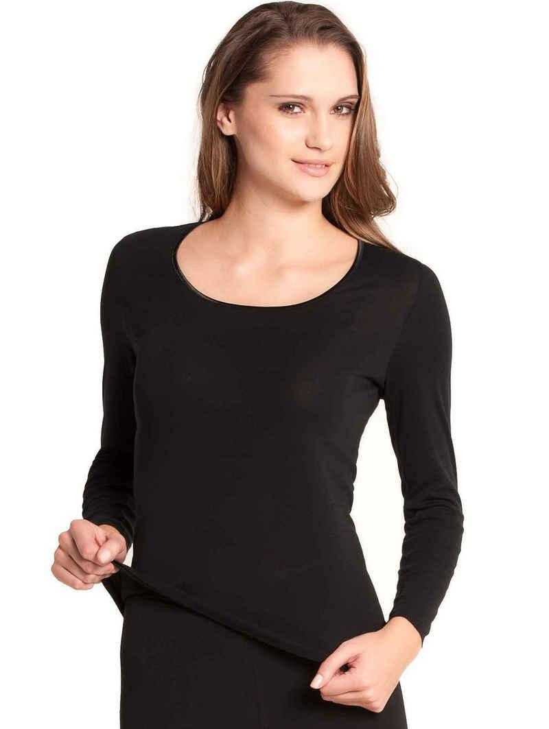 Schiesser Unterziehshirt »Shirt Langarm« (1 Stück)