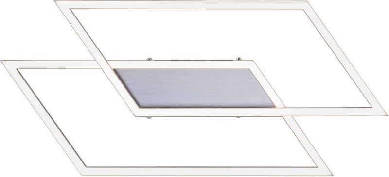 Paul Neuhaus LED Deckenleuchte »Inigo«, Stufenlos dimmbar über vorhandenen Wandschalter