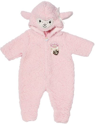 Baby Annabell Puppenkleidung »Deluxe Schaf Overall«