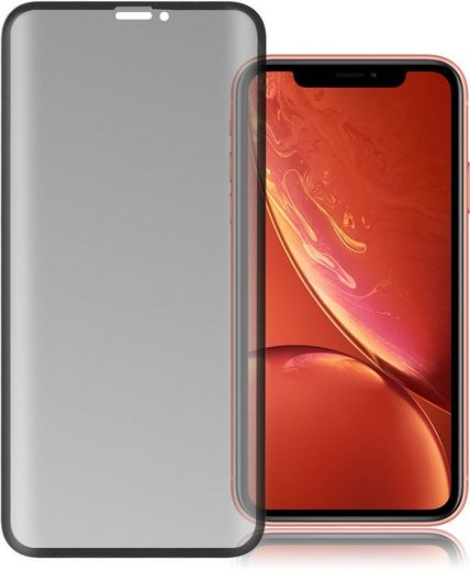4smarts Glasfolie »Second Glass Curved Colour Frame iPhone 11«
