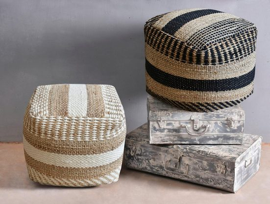 Homexperts Pouf »Passion« (1-St)