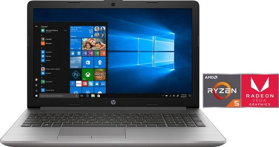 HP 255 G7 SP 8MH64E Notebook (39,6 cm/15,6 Zoll, AMD Ryzen 5, 512 GB SSD)
