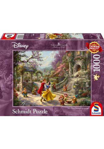 """SCHMIDT SPIELE Пазл """"Disney Schneewittchen - Tan..."""