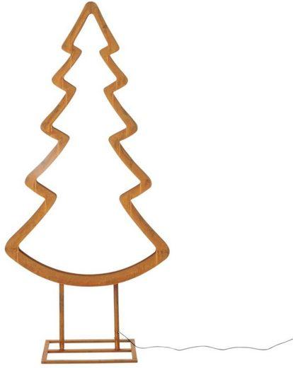 LED Baum »XXL-Tanne«, Mit LED Lichtleiste, Höhe 150 cm