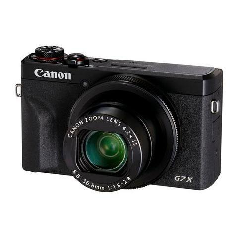 Digitalkameras - Canon »PowerShot G7 X MKIII« Kompaktkamera (20,1 MP, 4,2x opt. Zoom, WLAN (Wi Fi), Bluetooth)  - Onlineshop OTTO