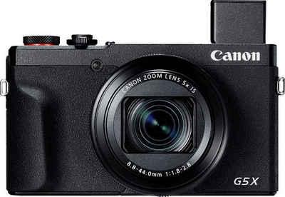 Canon »PowerShot G5 X MKII« Kompaktkamera (20,1 MP, 5x opt. Zoom, WLAN (Wi-Fi), Bluetooth)