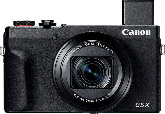 Canon »PowerShot G5 X MKII« Kompaktkamera (20,1 MP, 5x opt. Zoom, WLAN (Wi-Fi), Bluetooth)